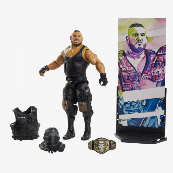 Rezar (Authors of Pain) WWE Elite Collection Series #62