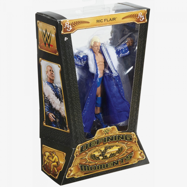 Ric Flair WWE Defining Moments Series