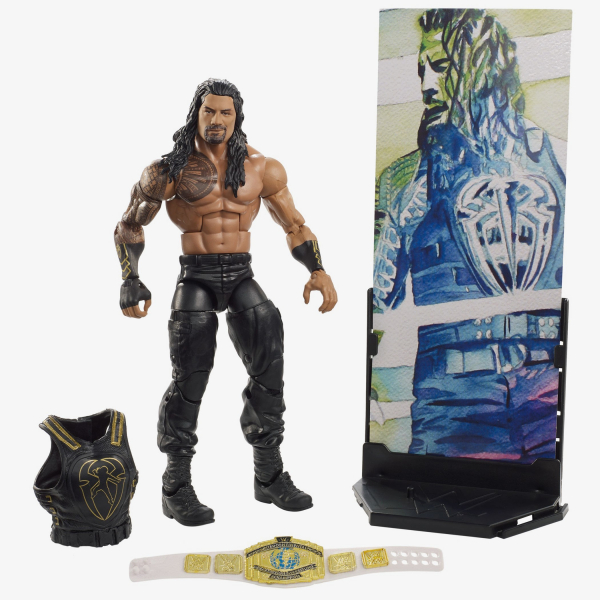 Roman Reigns WWE Elite Collection Series #62