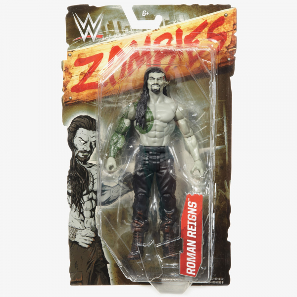 Roman Reigns - WWE Zombies Series #1