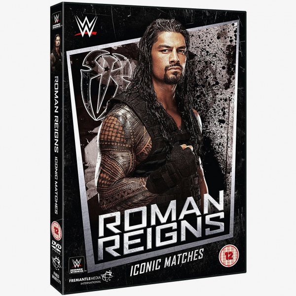Roman Reigns - WWE Iconic Matches DVD