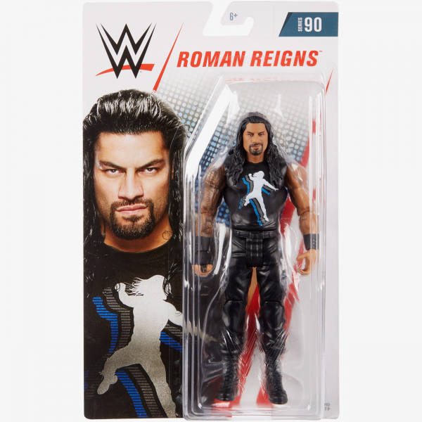 Roman Reigns - WWE Basic Series #90
