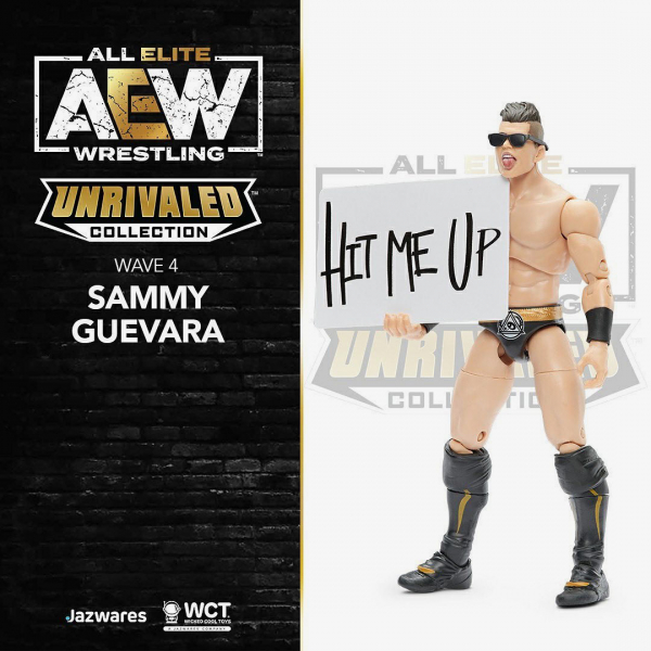 Sammy Guevara - AEW Unrivaled Collection Series #4