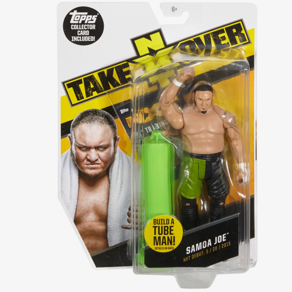 Samoa Joe - NXT TakeOver Basic Series #1