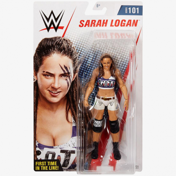 Sarah Logan - WWE Basic Series #101