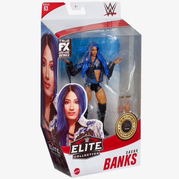 Sasha Banks WWE Elite Collection Series #83