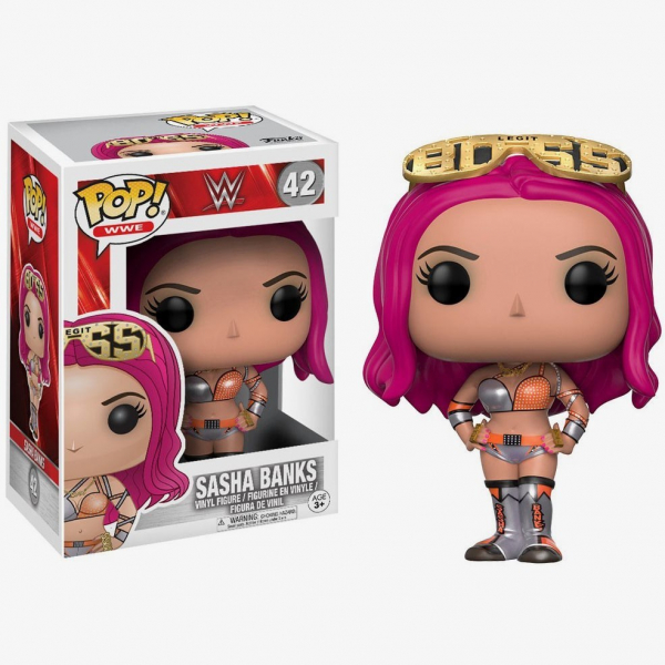 Sasha Banks WWE POP! (#42)