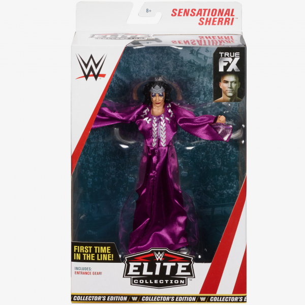 Sensational Sherri WWE Elite Collection Exclusive
