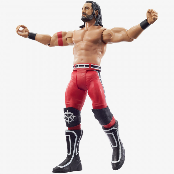 Seth Rollins - WWE Basic Series #116