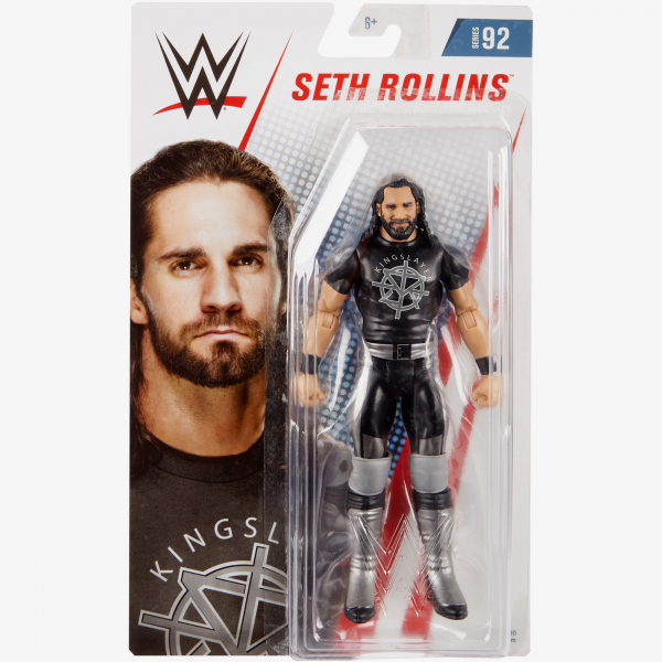 Seth Rollins - WWE Basic Series #92