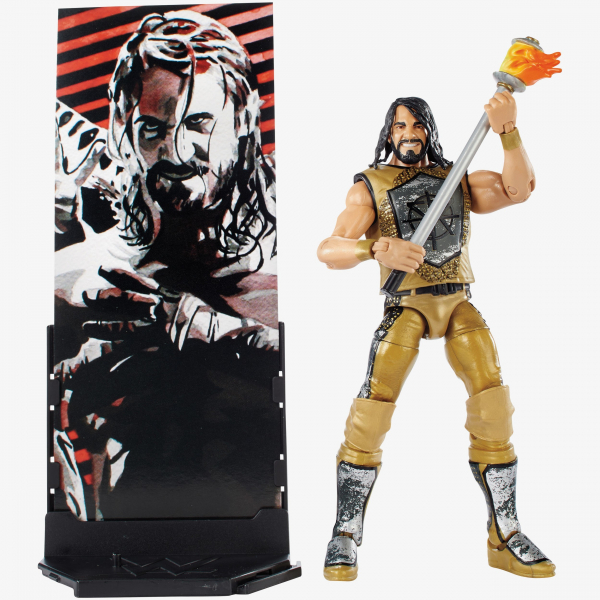 Seth Rollins WWE Elite Collection Series #57