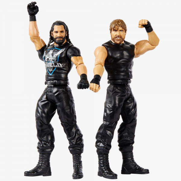 Dean Ambrose & Seth Rollins - WWE Battle Pack Series #59