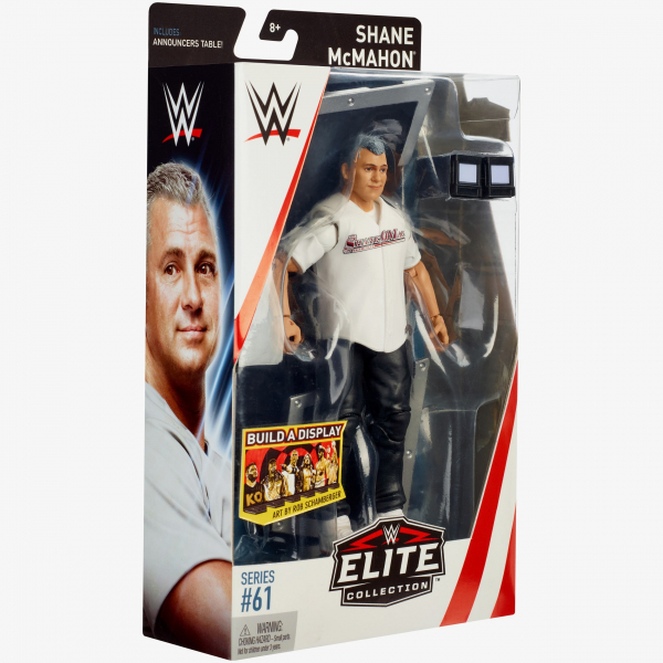 Shane McMahon WWE Elite Collection Series #61