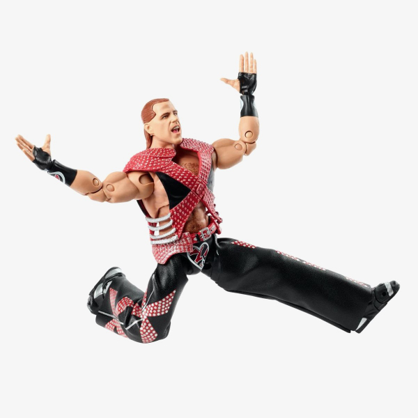 Shawn Michaels WWE Ultimate Edition Series #4