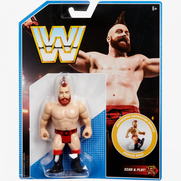Sheamus WWE Retro Figure