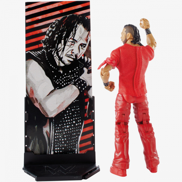 Shinsuke Nakamura WWE Elite Collection Series #57