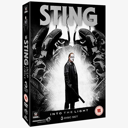 WWE Sting - Into the Light DVD