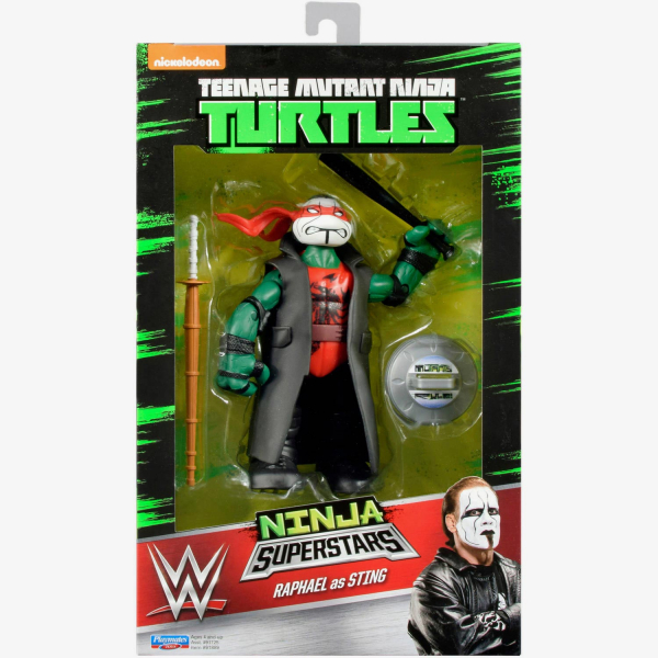 Sting - Teenage Mutant Ninja Turtles Series #1