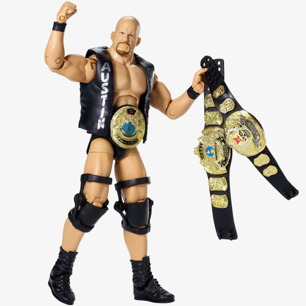 Stone Cold Steve Austin WWE Defining Moments
