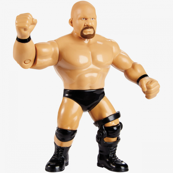 Stone Cold Steve Austin WWE Retro Series #2
