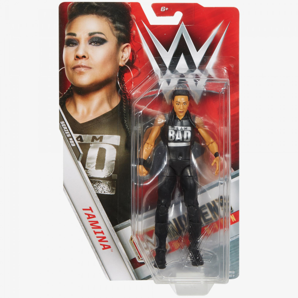 Tamina - WWE Basic Series #69
