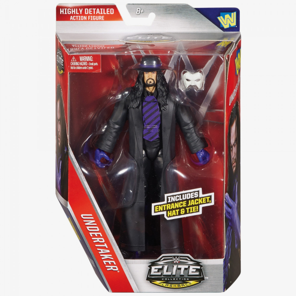 Undertaker - Lost Legends - WWE Elite Collection Series