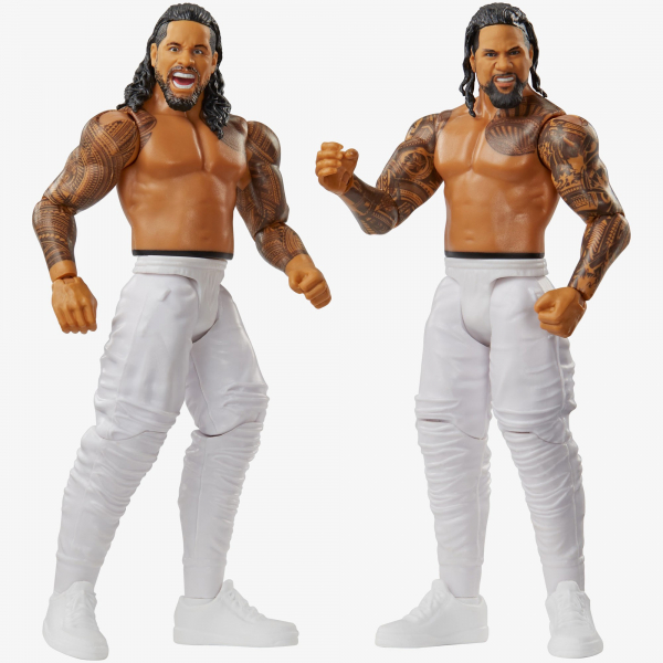 Jimmy Uso & Jey Uso (The Usos) WWE Battle Pack Series #61