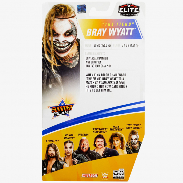 The Fiend Bray Wyatt WWE Elite Collection Series #77