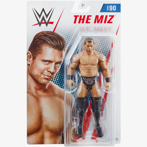 The Miz - WWE Basic Series #90