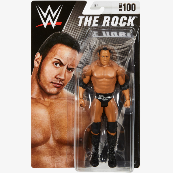The Rock - WWE Basic Series #100
