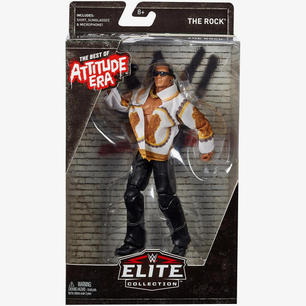 The Rock - WWE Best of Attitude Era Series