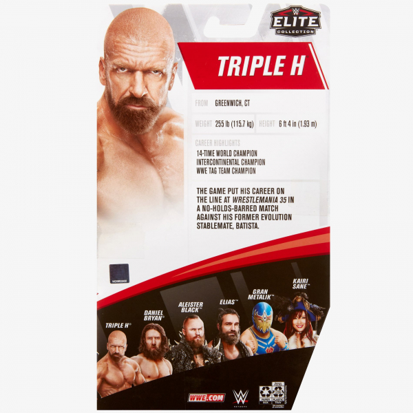 Triple H WWE Elite Collection Series #73