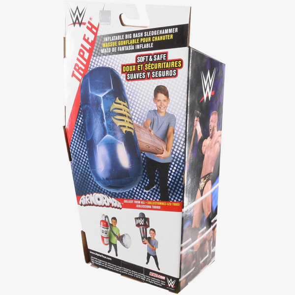 WWE Big Bash Inflatable Triple H Sledgehammer