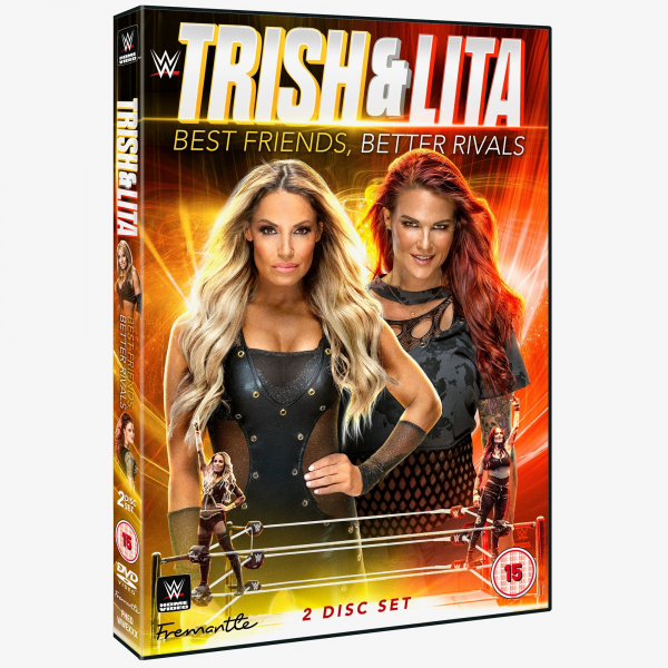 Trish & Lita - Best Friends, Better Rivals DVD