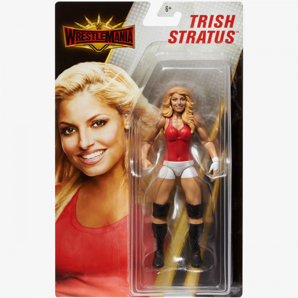 Trish Stratus - WWE WrestleMania 35 Basic Series