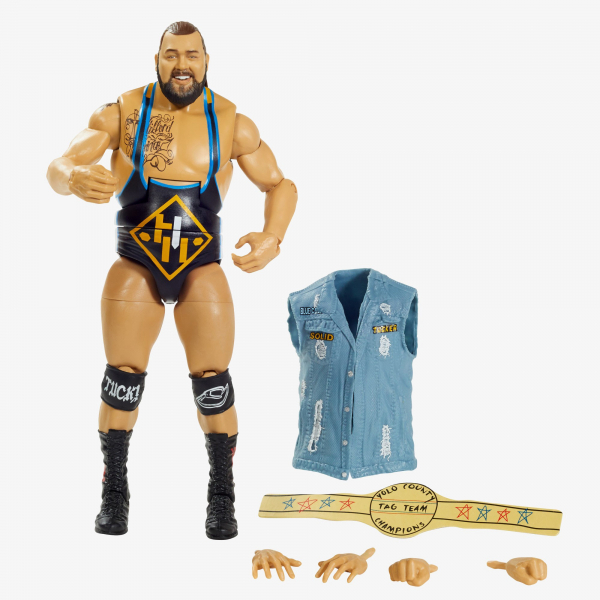 Tucker (Heavy Machinery) WWE Elite Collection Series #76