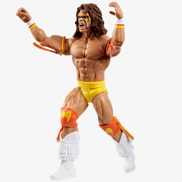 Ultimate Warrior - WWE Basic Series #98