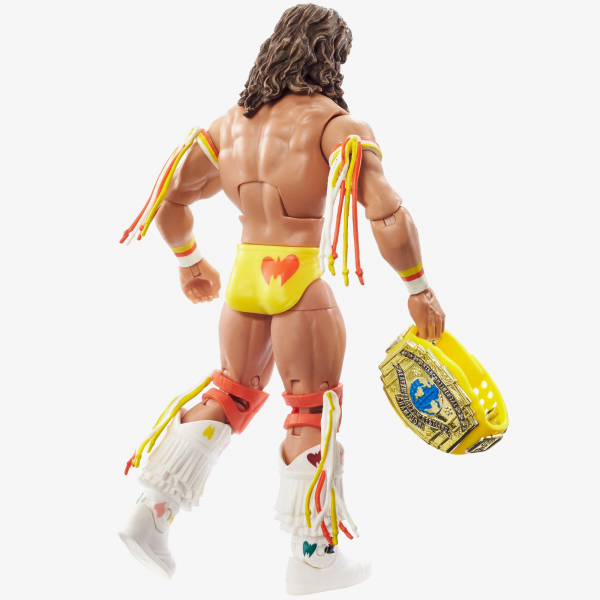 Ultimate Warrior WWE Royal Rumble 2021 Elite Collection