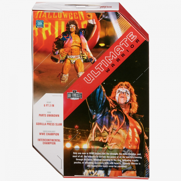 Ultimate Warrior WWE Ultimate Edition Series #1