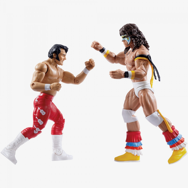 Ultimate Warrior & Honky Tonk Man - WWE SummerSlam 2017 Battle Pack
