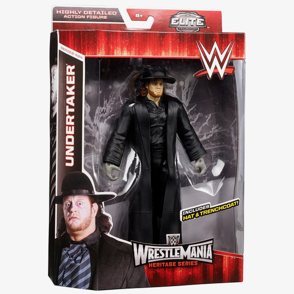 Undertaker WWE WrestleMania 31 Heritage Elite Collection Series