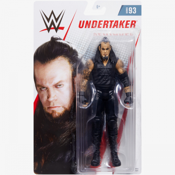 Undertaker - WWE Basic Series #93