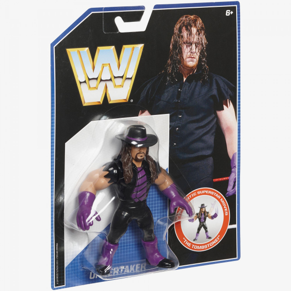 Undertaker WWE Retro Series #1