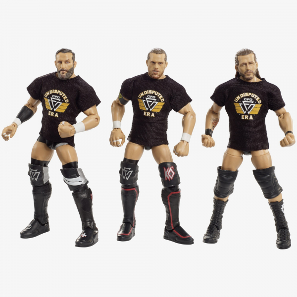 Undisputed Era - WWE Epic Moments (3-Pack)