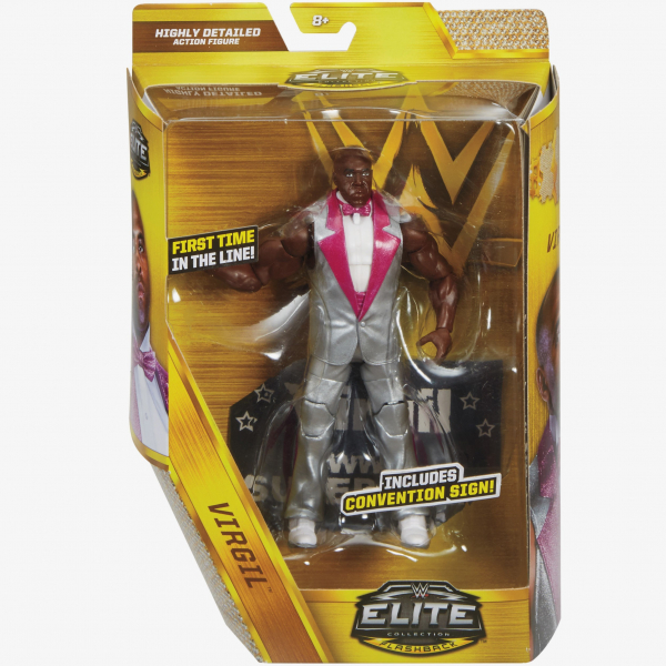 Virgil WWE Elite Collection (Limited Edition)