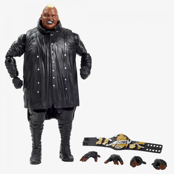 Viscera WWE Elite Collection Series #77