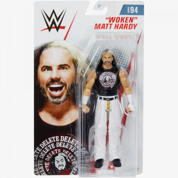 Woken Matt Hardy - WWE Basic Series #94