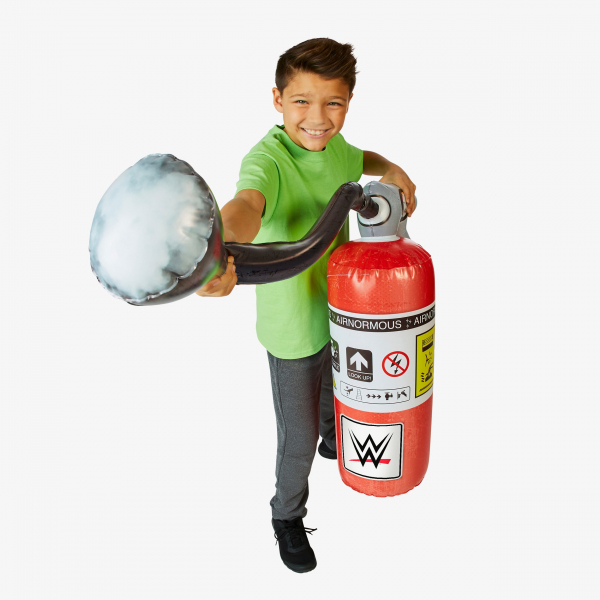 WWE Big Bash Inflatable Fire Extinguisher