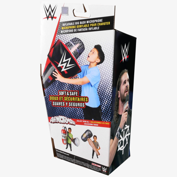WWE Big Bash Inflatable Microphone