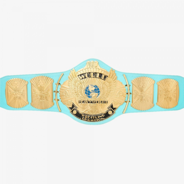 WWE Winged Eagle Championship (Blue Strap)